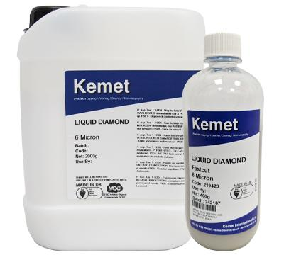 Liquid Diamond and Diamond Slurry