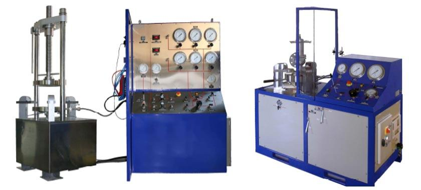 valve grinding test bench