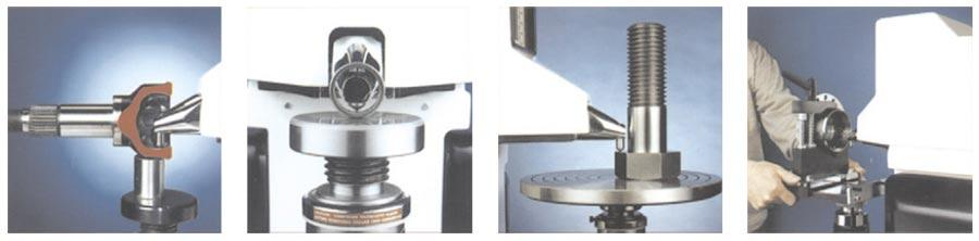 rockwell hardness tester features